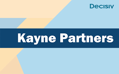 Decisiv Receives Equity Investment from Kayne Partners