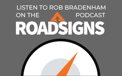 The RoadSigns Podcast featuring Rob Bradenham