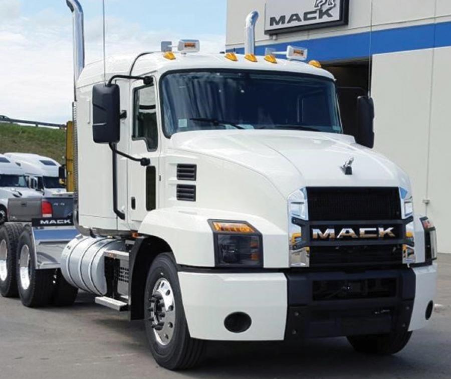MacKays truck