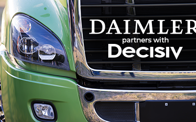 Daimler Trucks North America Partners with Decisiv to streamline dealer service operations and improve customer uptime