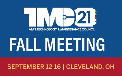 TMC21 Fall Trade Show